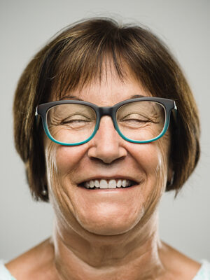 Older Woman Smiling 400x600 for Adult Psych Page