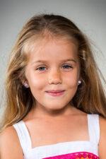 Blond Girl Smiling 400x600